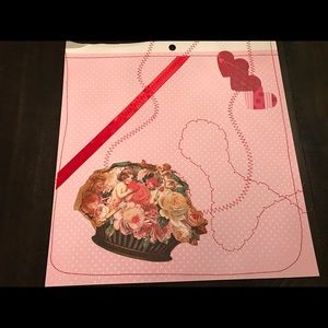 Other - Handmade Valentine Scrapbook Page